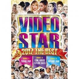 V.A / VIDEOSTAR 2017 THE BEST (3DVD)