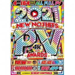 DJ Beat Controls / 2021 New No.1 PV Awards (4DVD)