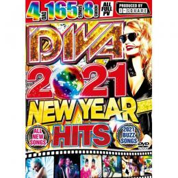 I-SQUARE / DIVA 2021 -NEW YEAR HITS- (4DVD)