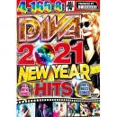 I-SQUARE / DIVA 2021 -NEW YEAR HITS- (4DVD)