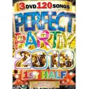 DJ BREAK MASTER / PERFECT PARTY 2018 1ST (3DVD)