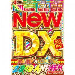 the CR3ATORS / New DX 2018 Anthem (3DVD)