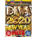 I-SQUARE / DIVA 2020 -NEW YEAR HITS- (4DVD)