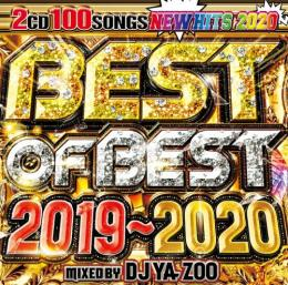 DJ YA-ZOO / BEST OF BEST 2019~2020 (2CD)