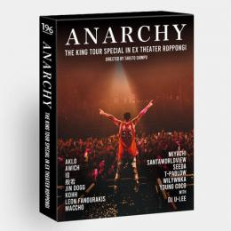 ANARCHY / THE KING TOUR SPECIAL in EX THEATER ROPPONGI (Blu-ray Disc) [初回限定盤]