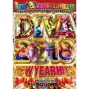 I-SQUARE / DIVA 2018 NEW YEAR HITS (3DVD)