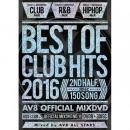 V.A / BEST OF CLUB HITS 2016 2nd half -AV8 OFFICIAL MIXDVD- (3DVD)