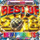 DJ BONGASKY / BEST OF 2018 NEW YEAR HITS (2CD)
