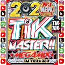 DJ You★330 / 2020 Tik Master!! Megamix (2CD)