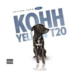 【¥↓】 KOHH / YELLOW T△PE 4