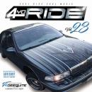 DJ DEEQUITE / 4 YO RIDE VOL.23