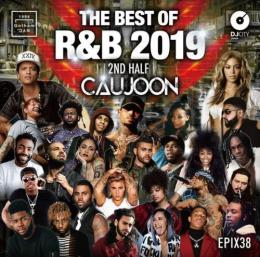 【CP対象】 DJ CAUJOON / THE BEST OF R&B 2019 2ND HALF