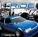 DJ DEEQUITE / 4 YO RIDE VOL.17