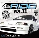 DJ DEEQUITE / 4 YO RIDE VOL.11