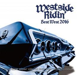 DJ COUZ / Westside Ridin' Vol.42 -The Best West 2016-