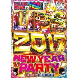 DJ DIGGY / LIPS 2017 NEW YEAR PARTY (3DVD)
