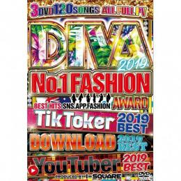 I-SQUARE / DIVA 2019 NO.1 FASHION AWARD (3DVD)