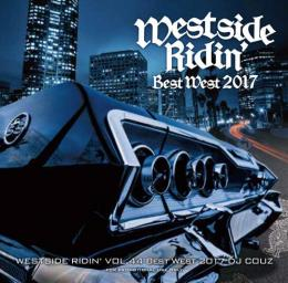 DJ COUZ / Westside Ridin' Vol.44