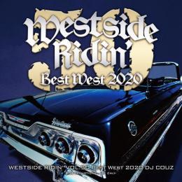 DJ COUZ / Westside Ridin' Vol.50 -Best West 2020-